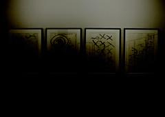 Sign Your Life Away (Steve Taylor (Photography)) Tags: treatyofwaitangi signature x art digitalart picture black brown contrast lowkey monocolour newzealand nz southisland canterbury christchurch city vigenette texture artgallery