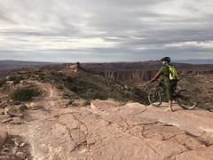 Adam - Porcupine Rim, Moab