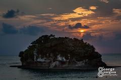 Japan_20180314_2083-GG WM (gg2cool) Tags: japan okinawa gg2cool georgiou dragon boat training sunset food paddle rowing beach