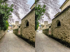 Walls of the world 3D (Immagini 2&3D) Tags: rovereto trentino italy stereoscopy stereophotography 3d