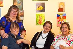 Pinceles Latinos (chhoy) Tags: pinceles latinos casa maiz toronto gdorico arte cultura pintura