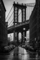 Brooklyn - New-York (Cédric Mayence Photography) Tags: manhattan bridge manhattanbridge pontdemanhattan newyork nyc nightshot bluehour usa unitedstates unitedstatesofamerica river longexposure water city cityscape architecture travel hdr highdynamicrange