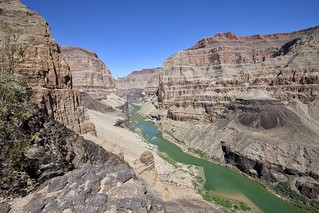 Grand Canyon of the Colorado at Whitmore Overlook