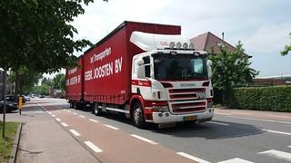 Scania P310 E5 Lowline 5-Series - Ex Gebroeders Joosten BV 06-435, Vos Logistics BV 06-320 Breukelen, Nederland