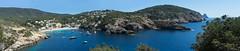 Ibiza Cala Vadella (gerhardschorsch) Tags: sony ibiza ilce7r a7r available zeiss za 55mm fe55mmf18za fe55mm meer sommer strand bucht cala vadella spanien bay beach