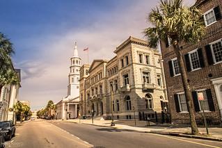 Broad Street - Charleston (South Carolina)