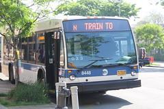 IMG_7647 (GojiMet86) Tags: mta nyc new york city bus buses 2016 lf40102 lfs 8448 subway shuttle 31st street ditmars blvd