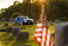 Memorial Day (Bailey the cool one) Tags: memorial day pontiac soldiers nikon nikkor 105mm f18 ais d750