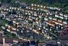 Norway: Bergen, Fløyfjellet view (Henk Binnendijk) Tags: bergen norway noorwegen tyskebryggen bryggen hanseatic hordaland fløyfjellet fløyen funicular fløibanen
