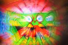 Cut a Hole in the Floor to See (Thomas Hawk) Tags: america california cossonhall enor enordwt sf sagehall sanfrancisco starburst ti treasureisland usa unitedstates unitedstatesofamerica westcoast abandoned barracks decay graffiti fav10