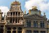Facade du Cornet et de la Louve (dprezat) Tags: bruxelles brussels belgique belgium grandplace grotemarkt gruutemet place maisons baroque corporation patrimoine unesco nikond800 nikon d800