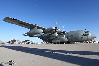 KC-130T 165352 VMGR-452 MCAS Yuma