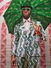 Style (smiley006) Tags: hassanhajjajsuit green umbrella bold fashion