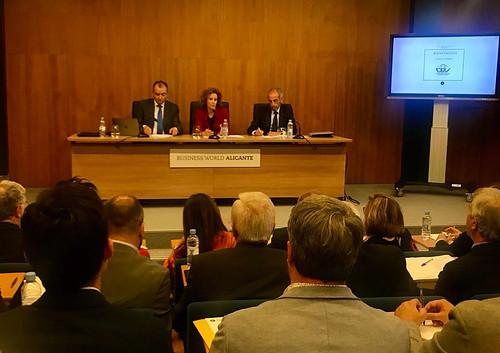 Reunión Consejo Empresarial Alicante