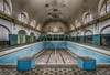 indoor swimming pool (ddimblickwinkel) Tags: urban verlassen urbexer verfallen nikon d810 indoor wasser water becken pool swimming art bea hdr tamron verfall germany lostplaces forbidden decay exploration untrodden lapse expire raum