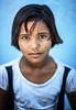 india - varanasi (mauriziopeddis) Tags: india varanasi portrait reportage canon asia people tribe tribal cultural children face viso model