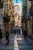 Carrer Major, Tarragona (Jose Antonio Abad) Tags: cataluña joséantonioabad arquitectura paisajeurbano tarragona españa pública architecture buildings calles edificios fotografíaurbana spain urbanphotography cityscapes streetphotography streets urbanlanscape catalunya es