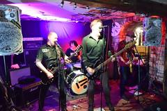 DSC_0102 (richardclarkephotos) Tags: tim bish joey luca © richard clarke photos derellas three horseshoes bradford avon wiltshire uk lone sharks guitar bass drums guitarist drummer bassist band bands live music punk