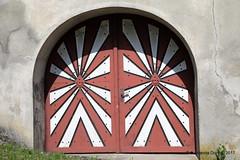Tor (St. Katharinental - Diessenhofen) (Jolanda Donné) Tags: stkatharinental klosterpark rehaklinik diessenhofen thurgau schweiz 19072017 canoneos5dmarkiv