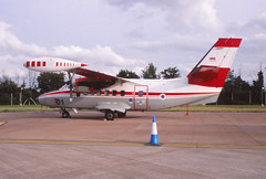 Let L-410 UP-E (Pentakrom) Tags: riat fairford 2007 let l410 slovenian air force