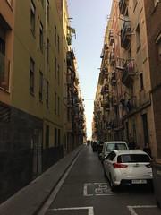 Street in Barcelonetta
