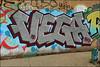 Vega (Alex Ellison) Tags: vega gfs eastlondon urban graffiti graff boobs hackneywick