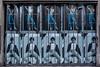 Topshop Denim (Gary Kinsman) Tags: london ec2 shoreditch eastlondon eastend canon35mmf2 canon5dmkii canoneos5dmarkii 2018 poster advert advertising topman topmandenim topshopdenim curtainroad garage door shutter distorted denim