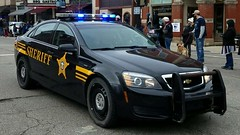 Belmont County Sheriff (Central Ohio Emergency Response) Tags: belmont county sheriff ohio chevy caprice police car