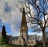 st barnabas church (stusmith_uk) Tags: england surrey ranmorecommon stbarnabaschurch church 2018 january georgegilbertscott northdownsway