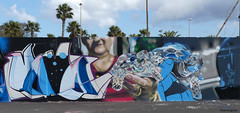 Graffiti & Street Art (paramonguino) Tags: p1430268jpg1 tenerife islascanarias canaryislands kanarischeinseln graffiti streetart