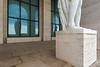 EUR - Palazzo della Civiltà Italiana (Alessandro Argentieri) Tags: palazzodellaciviltàitaliana eur statue colosseoquadrato reflections architecture finestre roma italia windows italy rome architettura