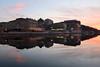 Memorial Union reflected in Lake Mendota (danielhast) Tags: madison wisconsin lake mendota reflection sunset uwmadison lakemendota water