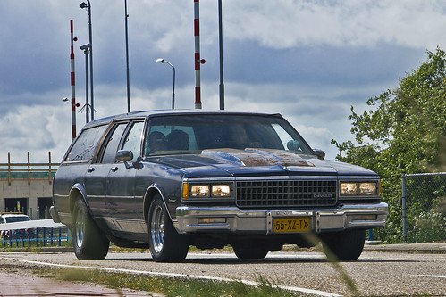 Chevrolet Caprice Classic Stationwagon 1980 (1379)