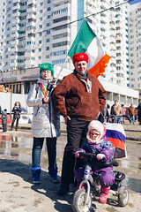 L1004691-39 (Pavel Moroz) Tags: россия москва russia moscow life people улица город city street leica leicam240 leicam carlzeiss biogon parade парад xiparadeofstpatrick stpatricksday парадсвятогопатрика xiпарадсвятогопатрика деньсвятогопатрика 2017
