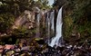 Nauyaca Waterfalls - Drop 1 (Rupam Das) Tags: nikon nikkor d810 24120mm waterfall nature scenic landscape costarica tourism adventure magestic picturesque nauyacawaterfall outdoor green recreation travel water longexposure rock rocky forest