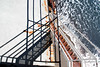 Una Pasqua ai vertici (meghimeg) Tags: 2018 imperia scala stairs mare sea ombra shadow sole sun ruggine rust