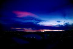 Crepúsculo (Junior vlo) Tags: crepúsculo sky clouds