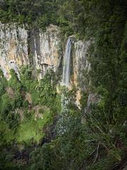 Springbrook Falls National Park (Lesmacphotos) Tags: waterfall qld australia tourist tourism tour holiday nationalpark nature water discoveraustralia
