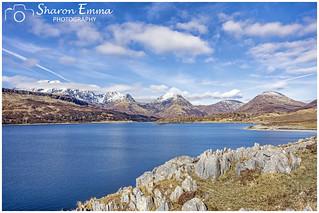 Overlooking Loch Slapin