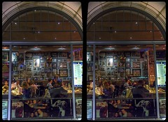 Window shopping in Berlin 3-D / CrossView / Stereoscopy / HDRaw (Stereotron) Tags: berlin spreeathen mitte metropole hauptstadt capital metropolis brandenburg city urban night nocturnal nacht streetphotography citylife restaurant europe germany deutschland crosseye crossview xview pair freeview sidebyside sbs kreuzblick 3d 3dphoto 3dstereo 3rddimension spatial stereo stereo3d stereophoto stereophotography stereoscopic stereoscopy stereotron threedimensional stereoview stereophotomaker stereophotograph 3dpicture 3dimage twin canon eos 550d yongnuo radio transmitter remote control synchron kitlens 1855mm tonemapping hdr hdri raw availablelight