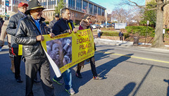 2018.04.04 The People's March for Justice, Equity and Peace, Washington, DC USA 01164