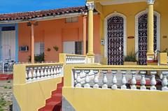 Camajuaní (emerge13) Tags: camajuaní camajuanícuba camajuanívillaclaracuba cuba colonialarchitecture architecturedetails architectureheritage architecture colorfulhouses saariysqualitypictures