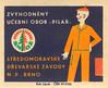 czechoslovakian matchbox label (maraid) Tags: czechoslovakia czech czechoslovakian matchbox label packaging job career employment brno 1969 1960s
