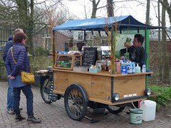 WorkCycles Coffee on the Roll Bakfiets 3 (@WorkCycles) Tags: amsterdam bakfiets bicycle bike box cargobike classic coffee dutch espresso fiets klassieke lonneke workcycles