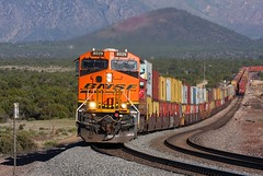 BNSF 8039 (binsiff) Tags: bnsf ge train curve arizona darling