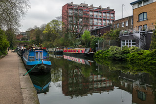 Canal stroll