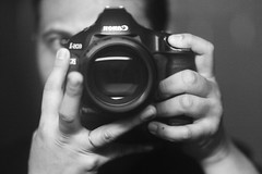 It's Not As Small As It Looks (N A Y E E M) Tags: hands camera me i meself self portrait selfportrait selfie drunk latenight availablelight indoors mirror bathroom home rabiarahmanlane chittagong bangladesh canon1dsmarkiii canon85l nayeem nayeemkalam