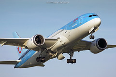 [Amsterdam] Boeing 787 DreamLiner ArkeFly (gauthierbonnet) Tags: boeing amsterdam arke 787 dreamliner eham ams tui phtfk