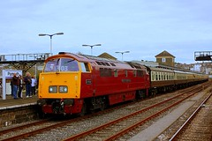 Not Quite non-stop (Chris Baines) Tags: 1015 western champion plymouth pathfinder tour challenger