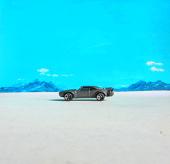 Hot Wheels HW SCREEN TIME The Fate Of The Furious Ice Charger 2017 : Bonneville Salt Flats - 14 Of 14 (Kelvin64) Tags: hot wheels hw screen time the fate of furious ice charger 2017 bonneville salt flats
